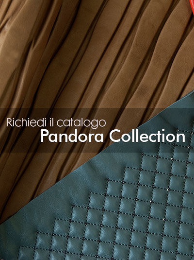 Richiedi il catalogo Pandora Collection